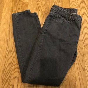 Banana Republic grey skinny pants